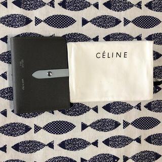 celine - CELINE ミディアム ストラップウォレット