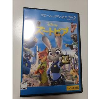Disney - BluRay ズートピア ブルーレイディスク DVD ディズニー