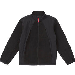 シュプリーム(Supreme)のSUPREME POLARTEC FLEECE ZIPUP JACKET JKT(ブルゾン)