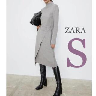 ZARA - 【新品・未使用】ZARA ラップスカート  ワンピース  S