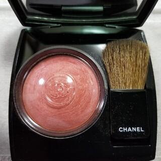 CHANEL - 残量8割程度 シャネルチーク71