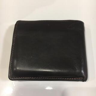 ホワイトハウスコックス(WHITEHOUSE COX)のWhitehouse Cox ホワイトハウス コックス 二つ折り 財布 ブラウン(折り財布)
