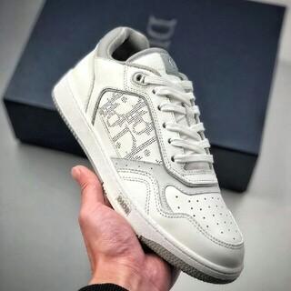 Dior - Dior B27 Oblique Galaxy Low Top Sneakers