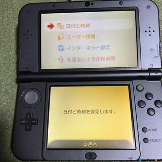 ニンテンドウ(任天堂)の【ジャンク】new ニンテンドー3ds LL スマッシュブラザーズエディション(携帯用ゲーム機本体)