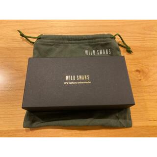 ホワイトハウスコックス(WHITEHOUSE COX)のWILD SWANS(ワイルドスワンズ )TONGUE(タング) 箱 スリッカー(コインケース/小銭入れ)