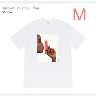 Supreme - Supreme Water Pistol Tee White M