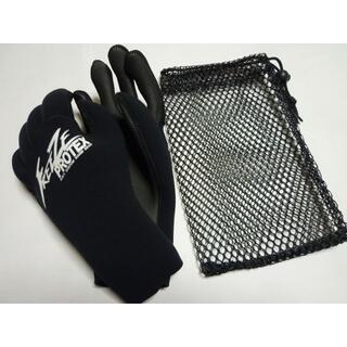 DRTネオプレーングローブMサイズ ブラック FREEZE PROTEX (ウエア)