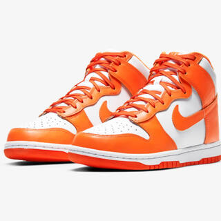 "NIKE - NIKE DUNK HIGH ""ORANGE BLAZE"""