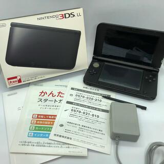 ニンテンドー3DS - 3DSLL 本体(ブラック)