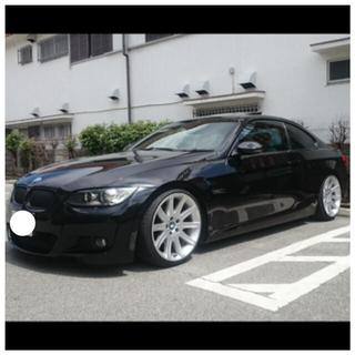 BMW - BMW E92 3シリーズ クーペ 320i Mスポーツ 兵庫 黒 サンルーフ
