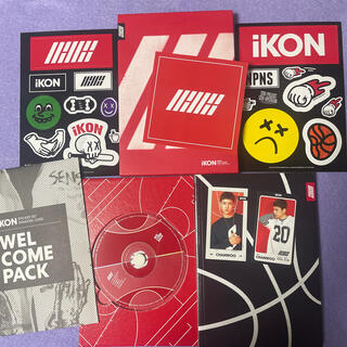 iKON - ikon DEBUT HALF ALBUM WELCOME BACK