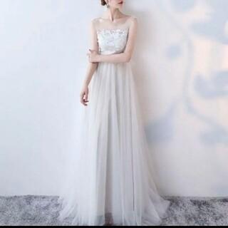 Aライン ウェディングドレス(ウェディングドレス)