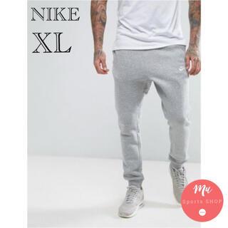 ナイキ(NIKE)の【SALE!!】ナイキ フレンチテリー ジョガーパンツ グレー  XL(その他)
