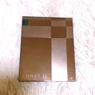 ルナソル(LUNASOL)のルナソルジェミネイトアイズN 01 CE アイシャドウ(アイシャドウ)