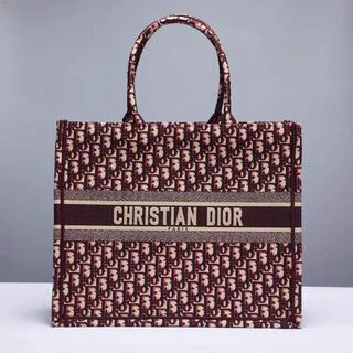 クリスチャンディオール(Christian Dior)の刺繍ハンドバッグ ラスト一点(ハンドバッグ)