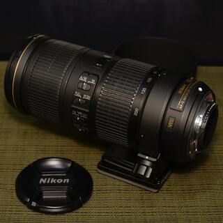 ニコン(Nikon)のNikon AF-S NIKKOR 70-200mm 4G ED VR(レンズ(ズーム))