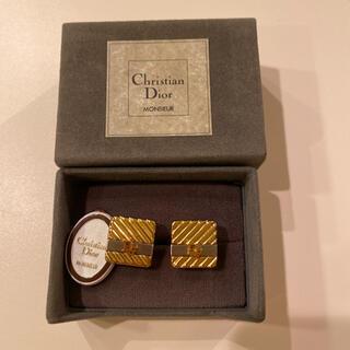 クリスチャンディオール(Christian Dior)のChristian Dior カフス ヴィンテージ(カフリンクス)