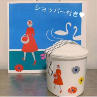 髙島屋 - オードリー ♡ キャニスターポット