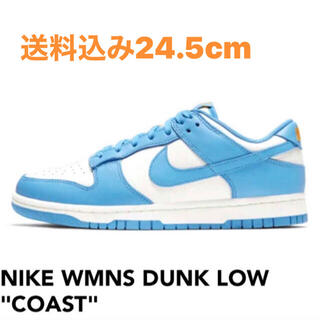 NIKE - NIKE WMNS DUNK LOW COAST 24.5㎝