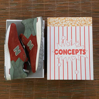 ニューバランス(New Balance)の30 NEW BALANCE CONCEPTS SPECIAL BOX(スニーカー)