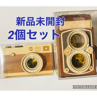 KALDI -  KALDI カルディ 一眼レフ レフレックス カメラ 木箱 木製