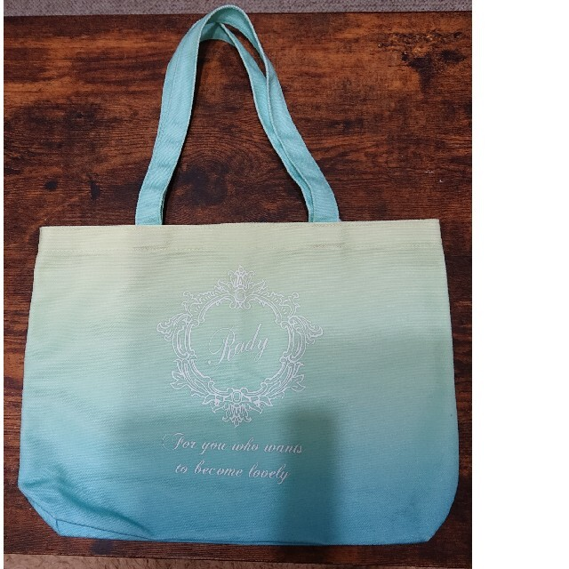 Rady(レディー)のRady・トートバッグ レディースのバッグ(トートバッグ)の商品写真