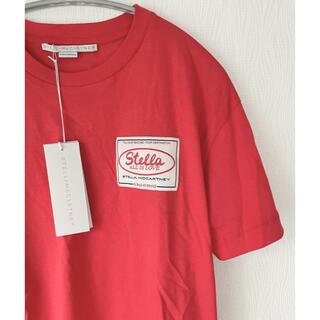 ステラマッカートニー(Stella McCartney)の【新品】STELLAMCCARTNEY Tシャツ トップス(Tシャツ(半袖/袖なし))