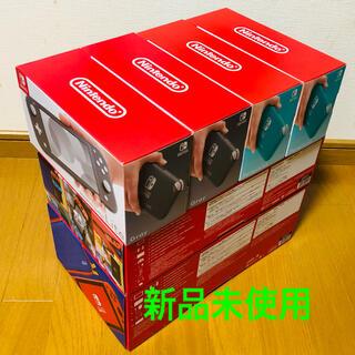 Nintendo Switch - 【新品未使用】Nintendo Switch、Switch ライト まとめ売り