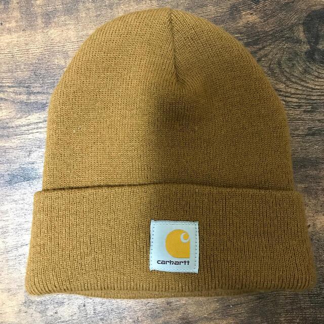 carhartt(カーハート)のカーハート Carhartt ニットキャップ メンズの帽子(ニット帽/ビーニー)の商品写真