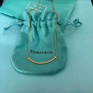 Tiffany & Co. - ティファニー スマイルネックレス