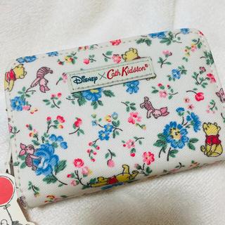 Disney - プーさん キャスキッドソン 財布