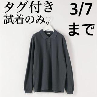 超美品✨VIN/KANOKO LOOSE POLOSHIRT/ポロシャツ