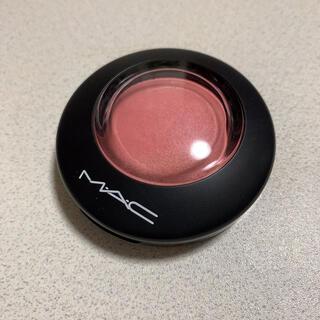 MAC - 【美品】MAC ミネラライズブラッシュ デインティ
