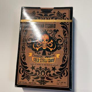 『ONE PIECE FILM GOLD』オールスターゴールドトランプ(トランプ/UNO)