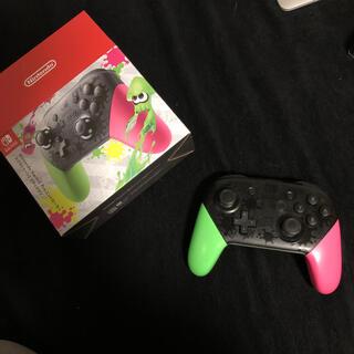 Nintendo Switch - Switch スプラトゥーン プロコン