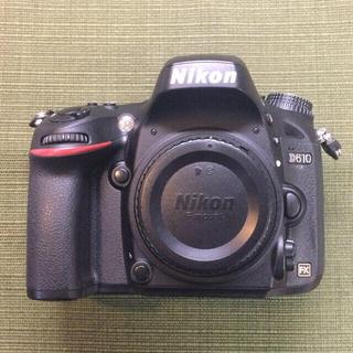 ニコン(Nikon)のNikon D610 + NIKKOR 24-85mm + 50mm(デジタル一眼)