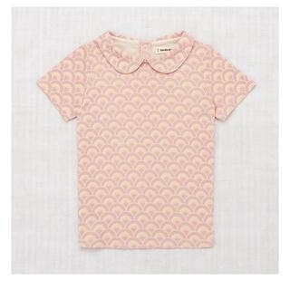 Caramel baby&child  - 【新品未使用】misha&puff  襟付Tシャツ misha and puff