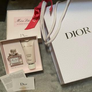 クリスチャンディオール(Christian Dior)のクリスチャンディオール ミスディオール ディスカバリーセット(香水(女性用))