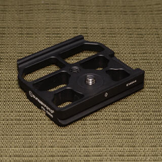 ニコン(Nikon)のNikon D600 D610 専用設計 アルカスイスプレート(デジタル一眼)