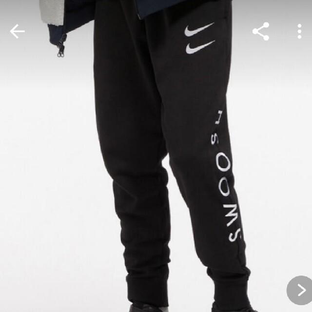 NIKE(ナイキ)のSサイズ NIKE SWOOSH スウェット ジョガーパンツ メンズのパンツ(その他)の商品写真