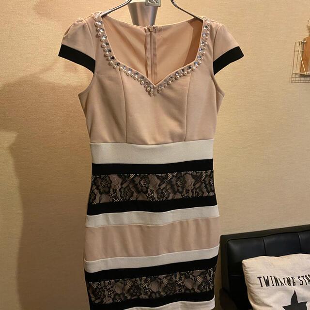 dazzy store(デイジーストア)のミニドレス キャバドレス ワンピース hee27様専用 レディースのフォーマル/ドレス(ナイトドレス)の商品写真