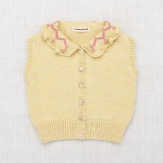 Caramel baby&child  - misha and puff  ZigZag Ruffle Vest