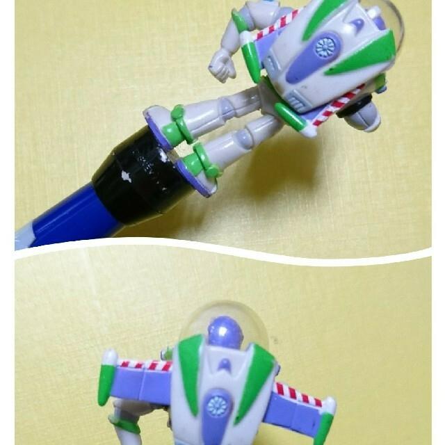 トイ・ストーリー(トイストーリー)のバズライトイヤー ボールペン エンタメ/ホビーのアニメグッズ(その他)の商品写真