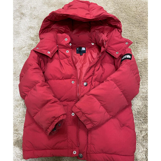 THE NORTH FACE - The North Face キッズ ダウン 赤 110