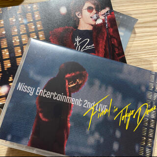 AAA - Nissy Entertainment 2nd Live ニッシー ライブDVD