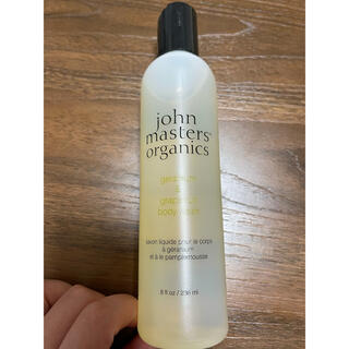 ジョンマスターオーガニック(John Masters Organics)の新品 未使用ジョンマスターオーガニック ボディウォッシュ(ボディソープ/石鹸)