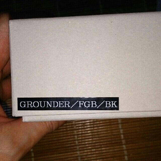 限定値下げWILDSWANS ワイルドスワンズ GROUNDER グラウンダー  メンズのファッション小物(折り財布)の商品写真