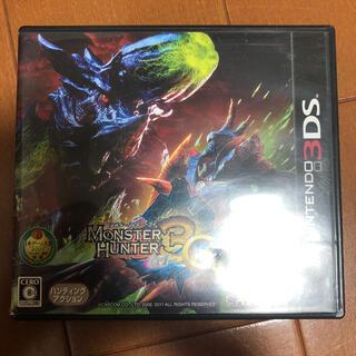 モンスターハンター3(トライ)G 3DS(携帯用ゲームソフト)