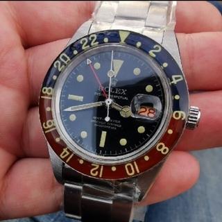 ROLEX - GMT マスター 6542 タイプ  アンティーク 腕時計 ビンテージ