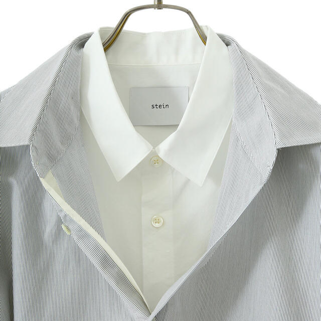 COMOLI(コモリ)のstein 21ss OVERSIZED 4LAYERED SHIRT メンズのトップス(シャツ)の商品写真